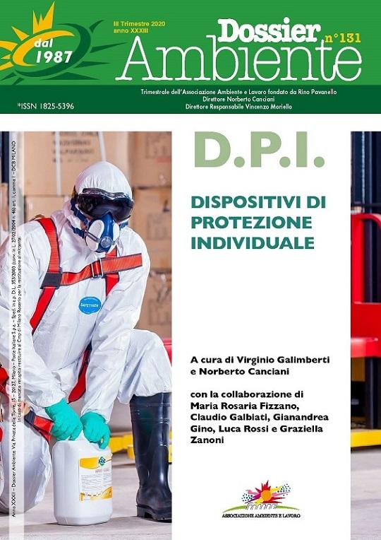 Dossier Ambiente 131 – D.P.I. – Dispositivi di Protezione Individuale
