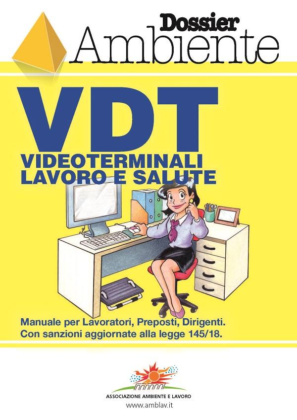 VDT e Salute – Conoscere e prevenire i disturbi legati all'uso di VDT